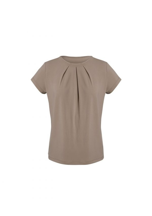 Women's Blaise Short-Sleeve Top Moose