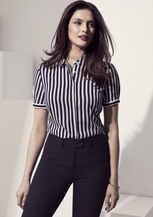 Verona Women's Short Sleeve Blouse