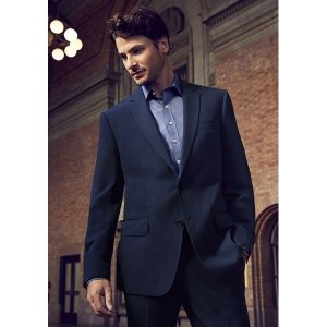 Sienna Suiting Men's City Fit 2 Button Jacket