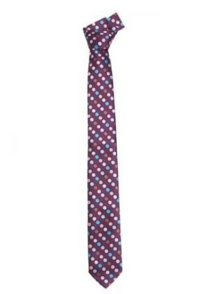 Men's Multi Spot Tie