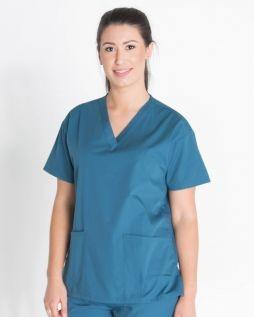 Mediscrubs 3 Pocket Top Carib
