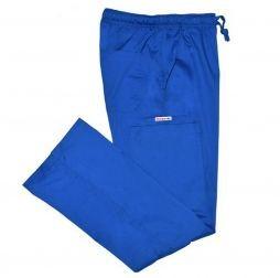 Mediscrubs Cargo Pants Royal