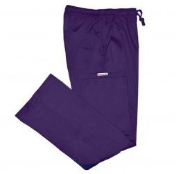 Mediscrubs Bootcut Pants Women's Aubergine