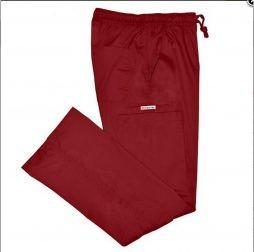 Mediscrubs Bootcut Pants Women's Burgundy