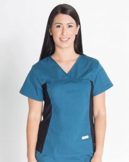 Mediscrubs Women's Fit with Spandex Carib