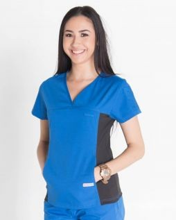 Mediscrubs Women's Fit with Spandex Royal