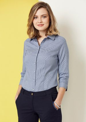 Jagger Shirt Ladies 3/4 Sleeve