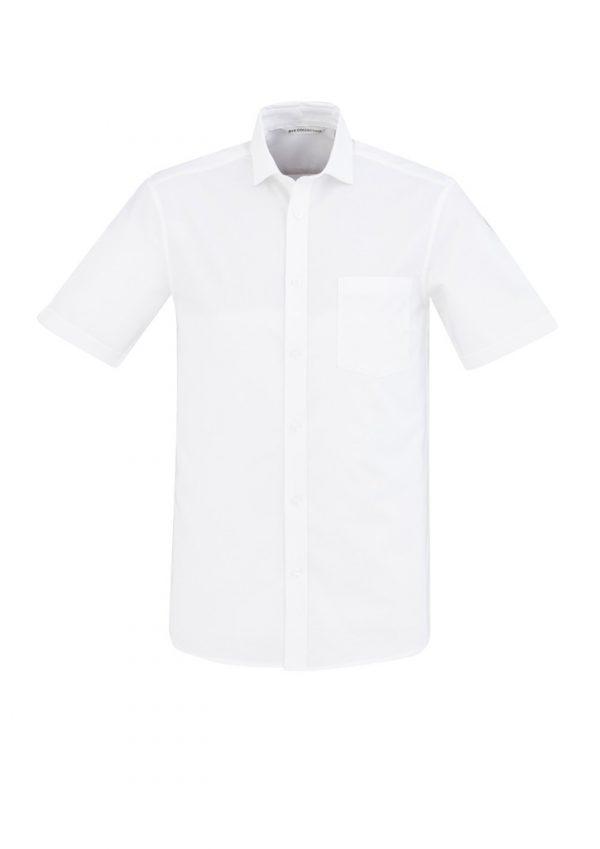 Regent Shirt Men's Short Sleeve White