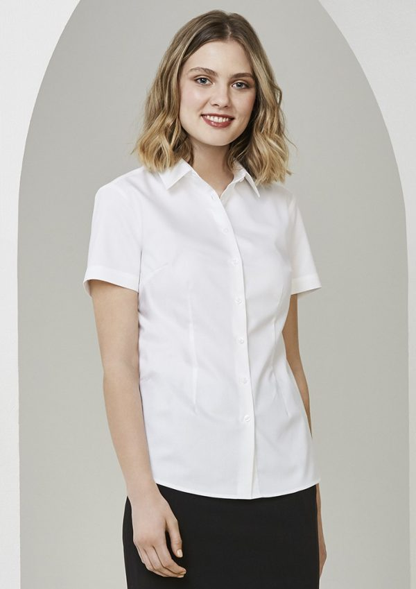 Regent Shirt Ladies Short Sleeve