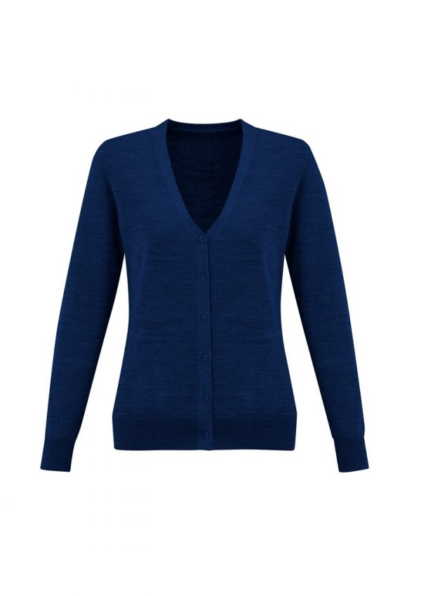 Ladies Roma Knit French Blue