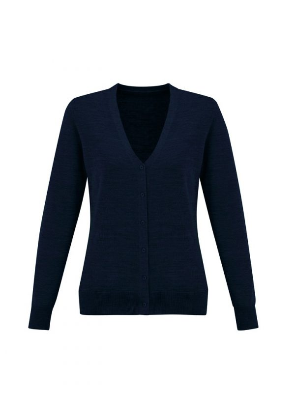 Ladies Roma Knit Navy