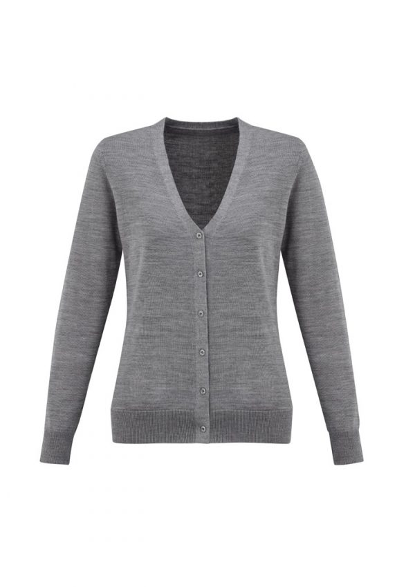 Ladies Roma Knit Silver