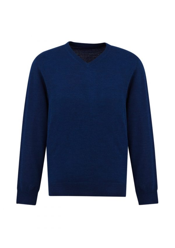 Men's Roma Knit French Blue