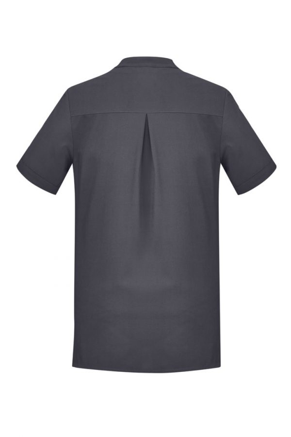 Women's Easy Stretch Tunic Charcoal