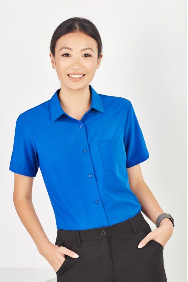 Women's Easy Stretch Short Sleeve Shirt