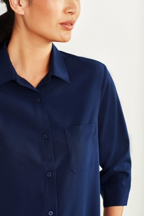 Women's Easy Stretch 3/4 Sleeve Shirt