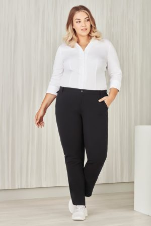 Women's Comfort Waist Straight Leg Pant